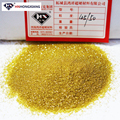 lab grown synthetic industrial yellow diamond for making diamond grinding wheel
