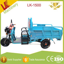 Tricycle electric for cargo/high quality Strong power 800W 48V cargo tricycle/3 wheel electric cargo bicycle