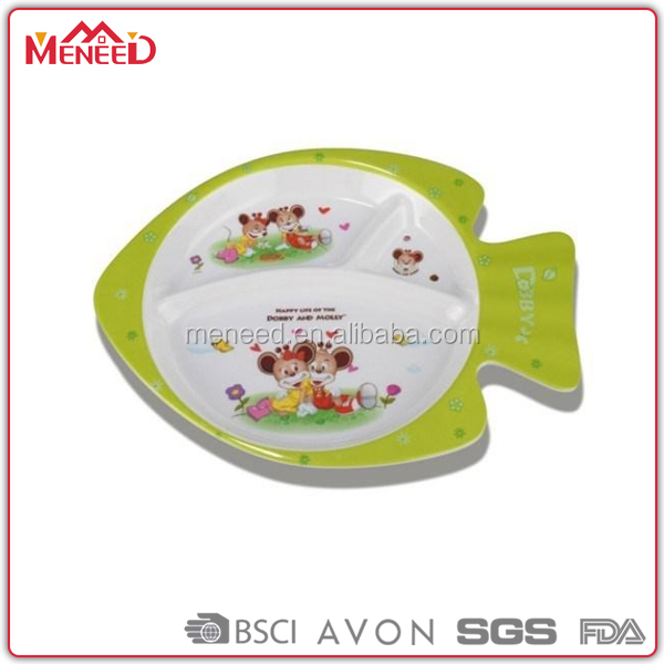 sc 1 st  Alibaba & Kids Divided Fish Shaped Plates Wholesale Plates Suppliers - Alibaba