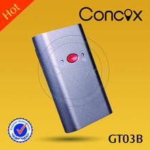 Concox gps personal tracker precision with geo fence GT03B