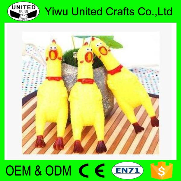 Wholesale funny toy Venting toy shrilling Chicken Toy