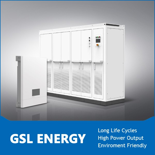 100kwh li ion battery energy storage system for reducing the peak and filling the valley