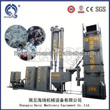 Full automatic Top quality outdoor waste to energy for sale