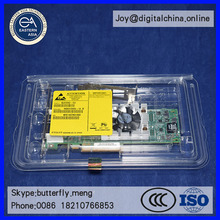 Original New!Cisco Dual-port 10GbE Ethernet to PCIe Converged Network Adapter with empty SFP+ cages QLE8362-CU