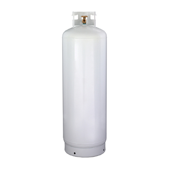 DOT 100lb propane cooking gas cylinder sizes