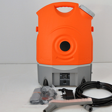 12v battery powered portable pressure car washer, bus wash machine