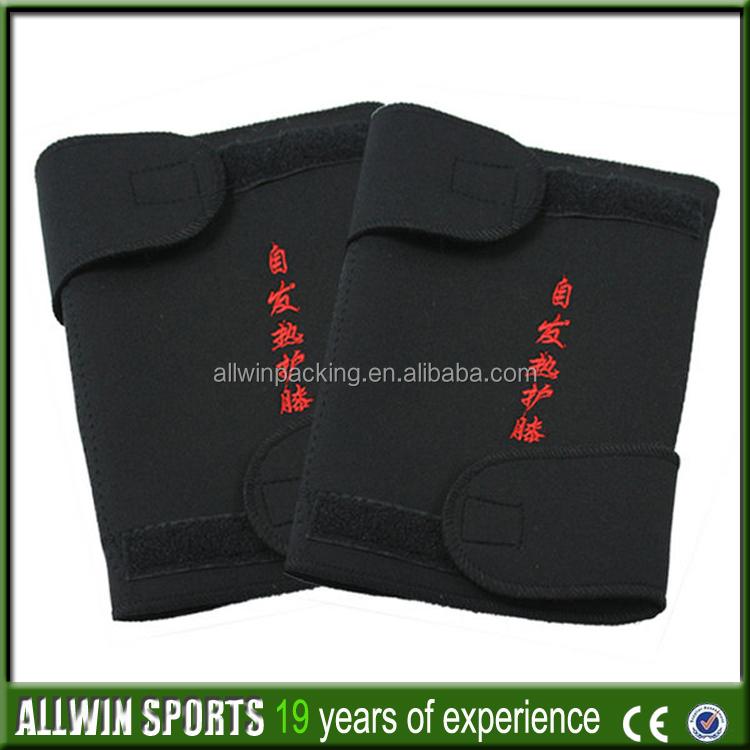 AWCP-09 Calf compression sleeve basketball protective plus size skate knee pads for arthritis
