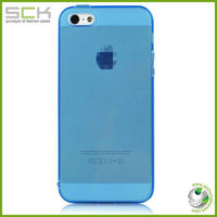 TPU gel case for iphone 5 5s