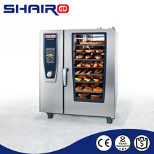 RATIONAL 6/10/20GN Pan Gas/Electric Self Cleaning Combi Oven/Steamer