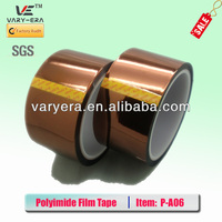 High quality Polyimide tape 50mm High Temperature Resistant tape Heat dedicated Tape for BGA PCB SMT Soldering Shielding 30m