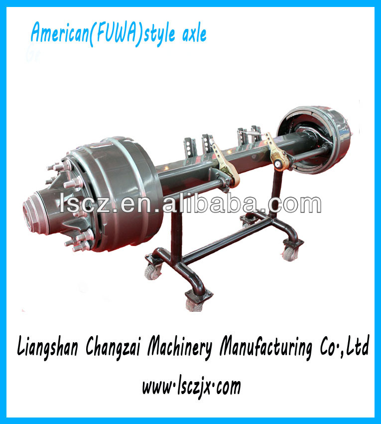made in china High quality trike rear axle
