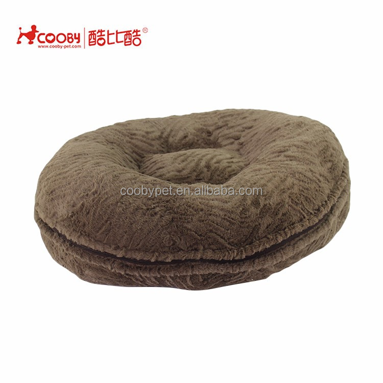 Factory price Cheap discount fleece pet bedding dog bed luxury