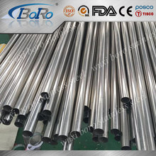 Manufacture BA/mirror polish astm a269 316L stainless steel pipe
