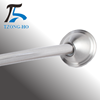 Sanitary Shower Rooms Steel Telescopic Pole