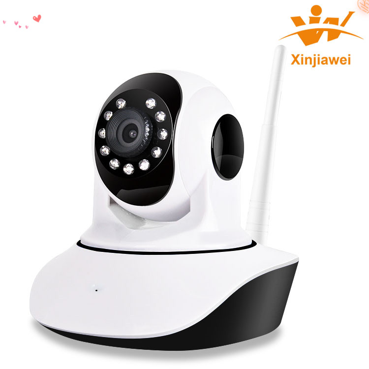 Similar Tenvis IPROBOT 3 Wireless 720P IP Camera