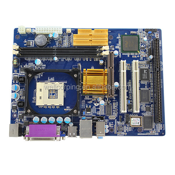 Downloads for Intel Desktop Board D845GVSR
