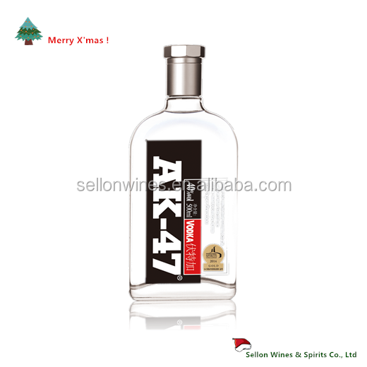 Flavored Vodka, 80 Proof Vodka, 700ml Vodka