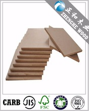 17mm raw MDF/LDF Board, with competitive price