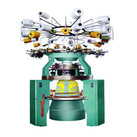 BOA Jacquard Circular Knitting Machine