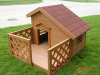 Wood Plastic Composite Pet House