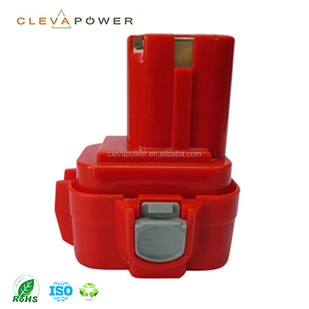 CLEVA 9.6V Rechargeable battery power tool battery for 192019-4, 192534-A, 9100, 9100A, 9101, 9101A, 9102