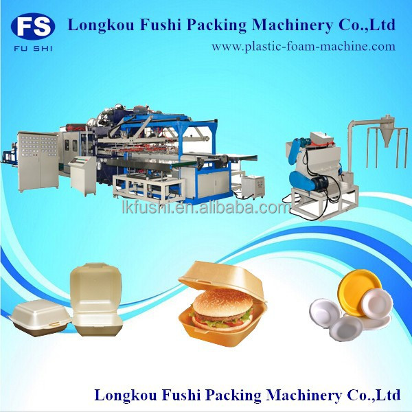 Excellent quality Polystyrene moulding machine