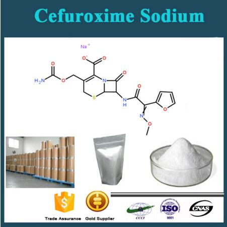 Low price with high standard Cefuroxime sodium or Cefuroxime 1-acetoxyethyl ester from China supplier
