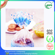 High quality open top square bottom bread bag