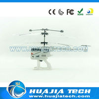2013 Newest 3.5CH IR Transforming Helicopter With Gyro HJ045664 skytech m1 helicopter
