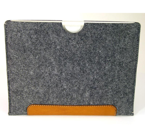 New Design environmental Felt Sleeve for Pad Felt Tablet Case
