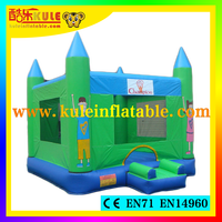 New China Kule toys inflatable bouncer commercial bounce house cartoon inflatable jumping bouncers tent for kids