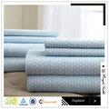 300 Thread count cotton customized brand name bed sheets manufacturer in China