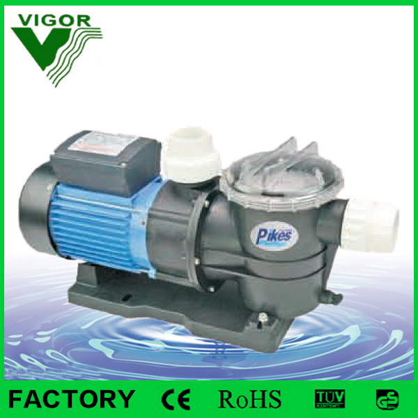 Factory high pressure Pump for swiming pool efficient plastic circulate pool pump