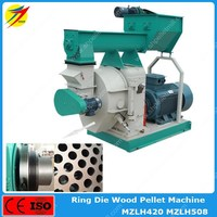 Hot selling new biomass wood pellet press machines for woodwork