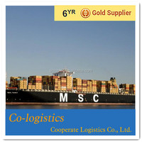 ocean freight goods forwarding service from china to india----Lulu
