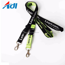 wholesale design your own car key short neck lanyard for sale