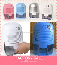 0.5L Innovative Mini dehumidifier 12V / Dehumidifier your best choice from factory ETD250