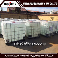 Buy competitive price glacial acetic acid 99% with SGS inspection ...