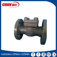 GAS FLANGED SWING CHECK VALVE