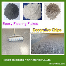Industrial Commercial epoxy floor coating Epoxy Seamless Resin Based Flooring