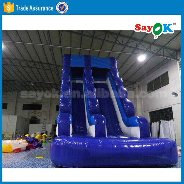 inflatable slide with pool cheap ubflatable water slide frozen adult water slide
