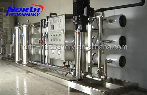 water treatment equipment for poultry farm, high quality water for poultry