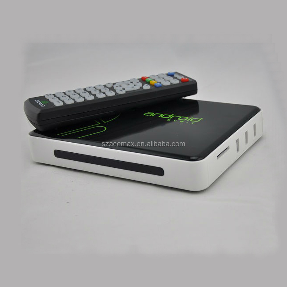 Google tv box dvb s2 with XBMC Preinstalled