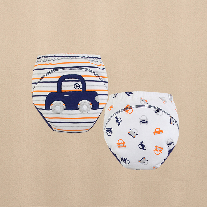 2015 New Design Eco-friendly Reusable Children Underwear Made in China