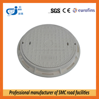 SGS passed sealed manhole cover with SMC material