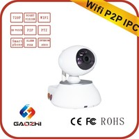 Full 720P Real-time Monitoring Low Illumination Security ptz wifi IP Camera