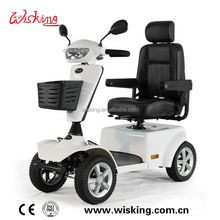 4 WHEELS EURO-TYPE outdoor handicapped mobility scooter
