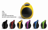 mini speaker with usb input ,tf,(F950)