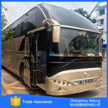 Used luxury Higer bus sale Higher second hand bus