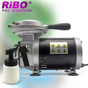 Eco friendly paint machine airbrush compressor kit made in China professional used for removable wall paint